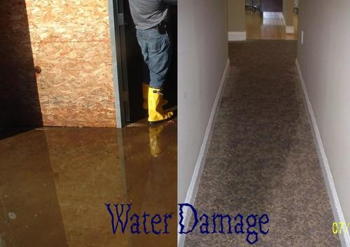 water damages 9