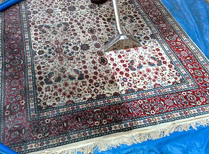 extraction of rug