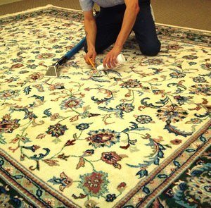 spot clean rug